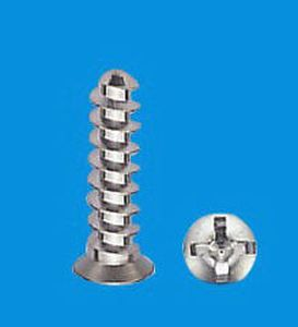 Not absorbable compression bone screw 2.0 mm | MA2.0-8-02 Ningbo Cibei Medical Treatment Appliance