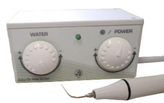 Ultrasonic dental scaler / complete set EASY ON MINI D.B.I. AMERICA