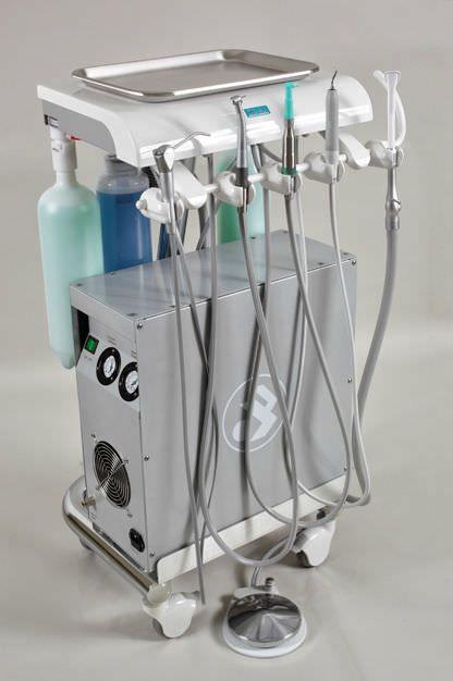 Mobile dental delivery system VE-2N D.B.I. AMERICA