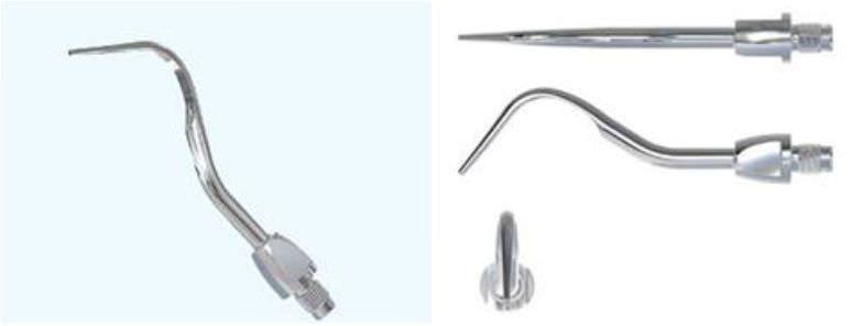 Dental scaling ultrasonic insert PE33 D.B.I. AMERICA