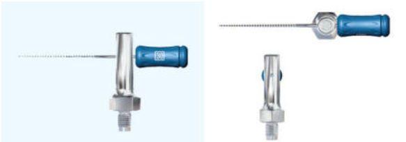 Endodontic ultrasonic insert FH-2 D.B.I. AMERICA