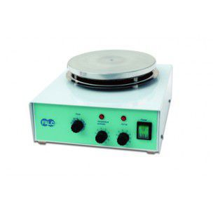 Bench-top shaker / analog / hotplate / magnetic 100 - 1400 rpm |F100 MAXI FALC