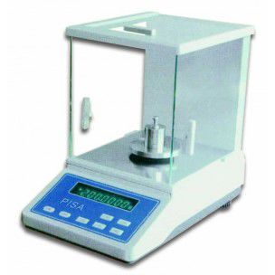 Laboratory balance / electronic / with external calibration weight 0 - 100 g | JA series FALC