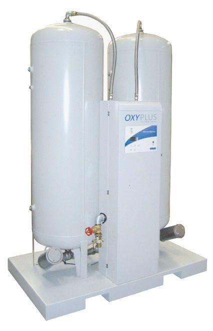 PSA oxygen generator 93%, 4.5 - 6 bar | Orlane Novair Oxyplus Technologies