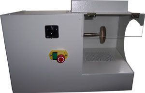 Dental laboratory polishing lathe IP mini 08 IP Division GmbH
