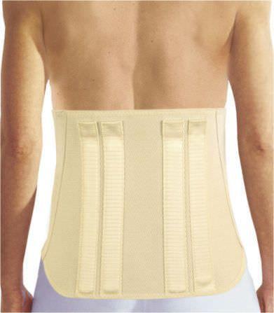 Lumbar support belt / with reinforcements 2130 DORSOCARE STABLE Arden Medikal