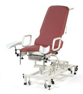 Gynecological examination table / electrical / height-adjustable / on casters STREAMLINE™ Gynae 1 Akron