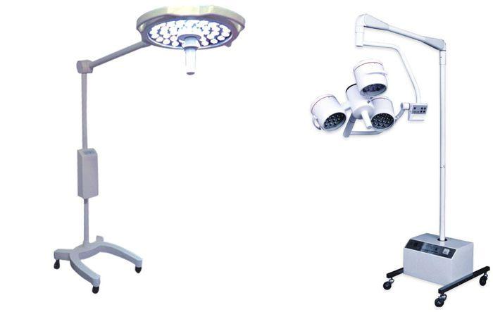LED surgical light / mobile / 1-arm MAGNALED Magnatek Enterprises