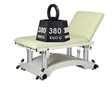Bariatric examination table / fixed / 2-section Magnatek Enterprises