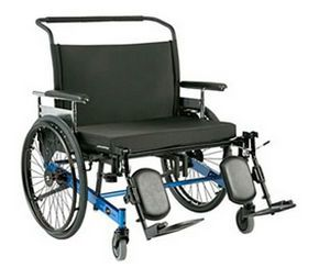 Passive wheelchair / folding / bariatric Magnatek Enterprises