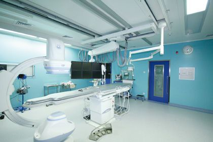Operating room / modular / hybrid HT Labor + Hospitaltechnik