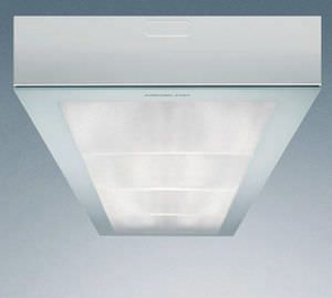 Ceiling-mounted lighting / for healthcare facilities IP 65 HT Labor + Hospitaltechnik