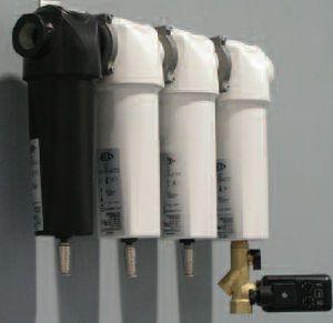 Antibacterial filter / pump FIL, FIL C MIL'S