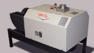 Medical vacuum system / rotary claw / oil-free HOSPIVAC G MIL'S