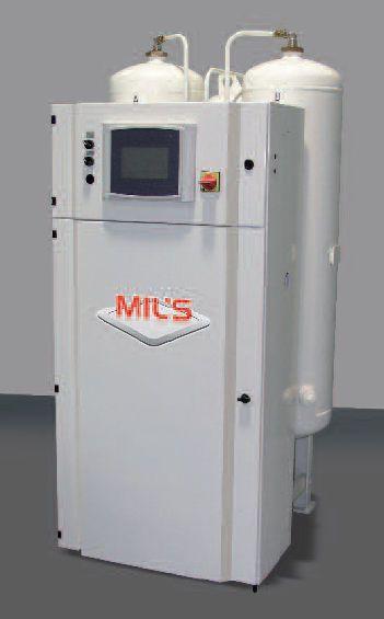 Medical oxygen generator / PSA 5 bar PSA | PRO2XY® MIL'S