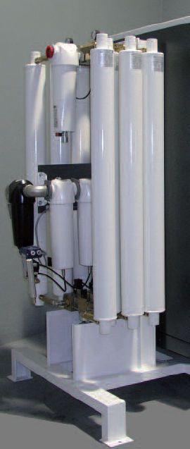 Medical air treatment system SEC 3A MIL'S