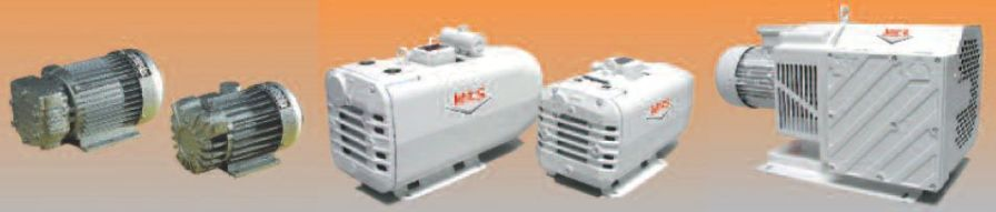 Medical vacuum pump / rotary vane / oil-free ARICA MIL'S