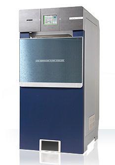 Medical sterilizer / hydrogen peroxyde / front-loading / low-temperature LOWTEM Crystal 120 LowTem