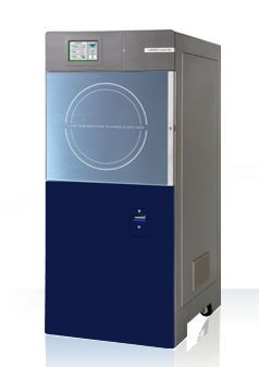 Medical sterilizer / hydrogen peroxyde / front-loading / low-temperature LOWTEM Crystal 100 LowTem