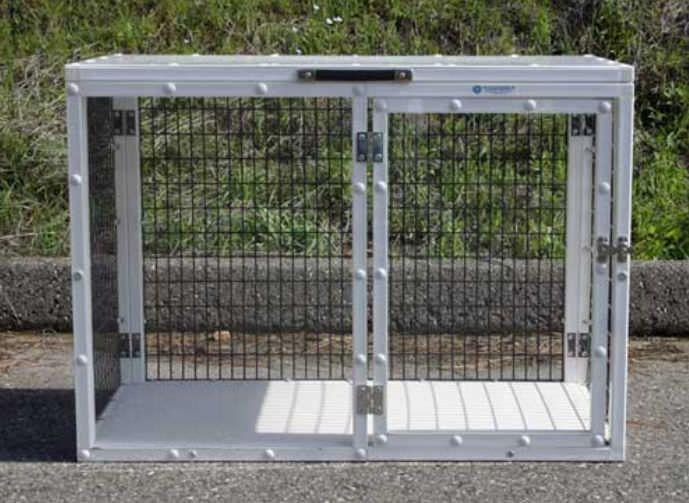 Veterinary cage S601 Plexiglas CD&E Enterprises