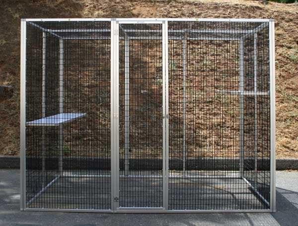 Animal enclosure W585 CD&E Enterprises