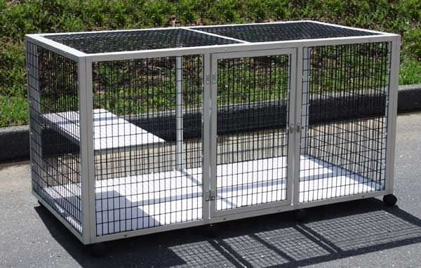 1-shelf veterinary cage S303 CD&E Enterprises