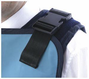 X-ray protective apron radiation protective clothing / rear protection / front protection / side protection APRON 50, 25 AMRAY Medical