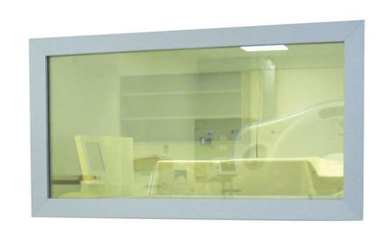 Hospital window / laboratory / viewing / radiation shielding AMRAY Medical