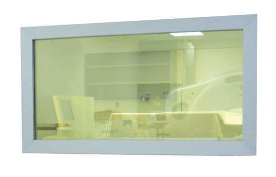 Hospital window / laboratory / viewing / radiation shielding AMRAY Medical