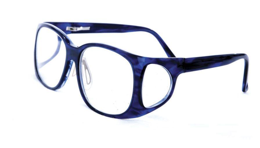 Radiation protective glasses 53 WRAP AMRAY Medical