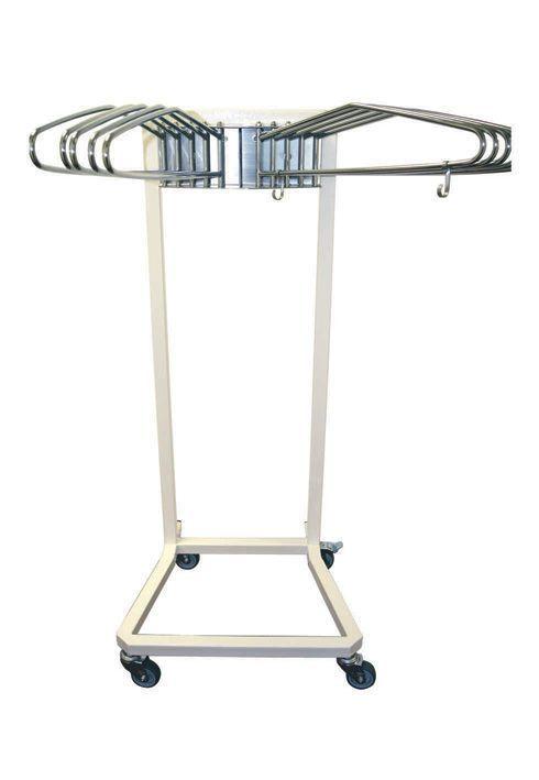 Wall-mounted X-ray apron rack 082238 AMRAY Medical