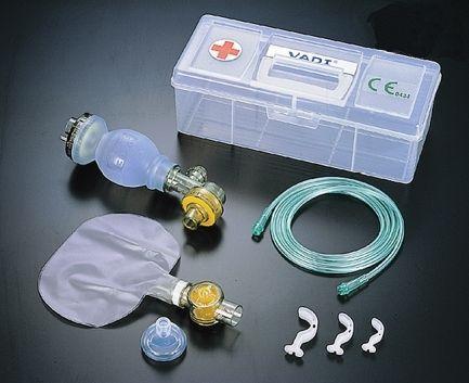 Infant manual resuscitator / reusable / with pop-off valve S-660-13 Vadi Medical Technology