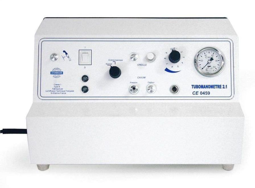 Tubomanometer TMM Diffusion Technique Francaise