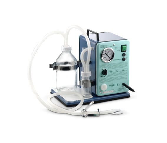 Electric mucus suction pump / handheld 20 l/mn | SV4G Diffusion Technique Francaise