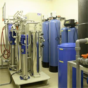 Modular mechanical room / for healthcare facilities ModuleCo