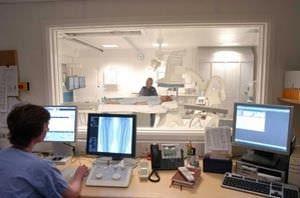 Radiology room / modular ModuleCo