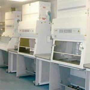 Modular cleanroom / for healthcare facilities ModuleCo