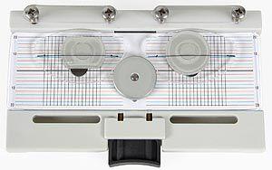 Optical lens drill (optical lens processing) / manual PREMIUM LessStress