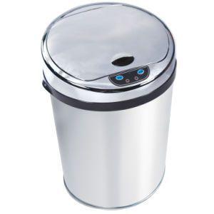 Stainless steel waste bin 6 - 12 L CRISTOFOLI EQUIPAMENTOS de SEGURANCA - LTdA