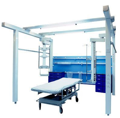 Modular intensive care unit TS 3000 Johnson Medical