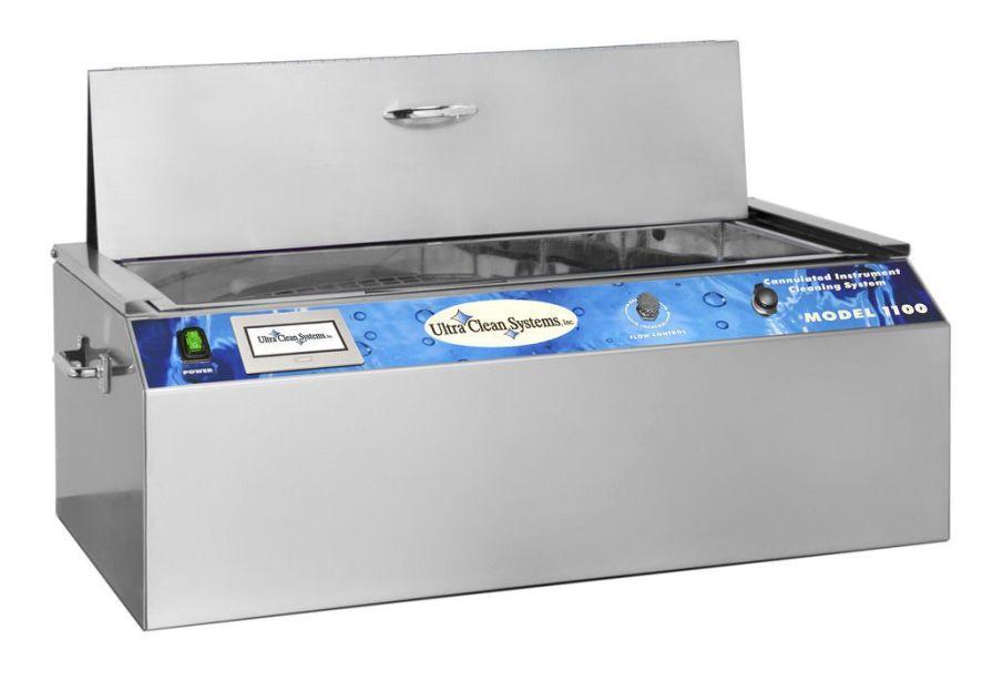 Dental ultrasonic bath / medical 1100 Ultra Clean Systems