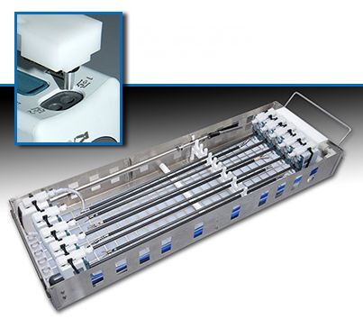 Instrument sterilization basket / perforated Ultra Clean Systems