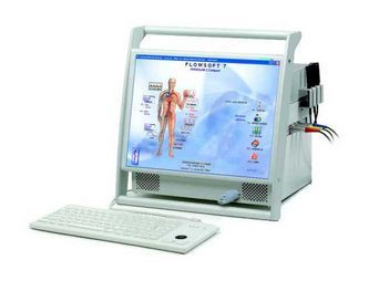 Vascular doppler / bidirectional / portable / with plethysmograph ANGIOLAB 2 Compact SPEAD Doppler-Systeme Vertriebs