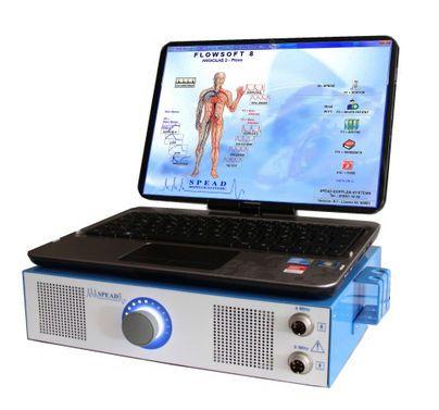 Vascular doppler / bidirectional / portable ANGIOLAB Picco SPEAD Doppler-Systeme Vertriebs