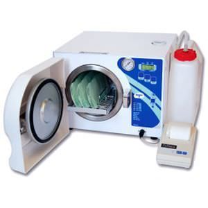 Medical autoclave / bench-top / programmable 7 l | Baby Siltex