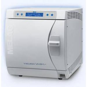 Medical autoclave / bench-top / with fractionated vacuum 18 l | Vacuklav 31B+ Siltex