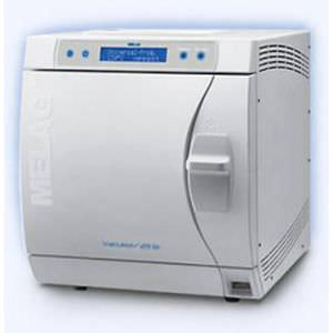 Medical autoclave / bench-top / with fractionated vacuum 22 l | Vacuklav 23B+ Siltex