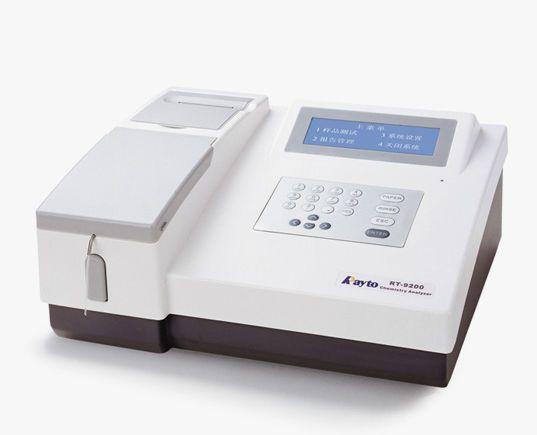 Semi-automatic biochemistry analyzer RT-9200 Rayto Life and Analytical Sciences