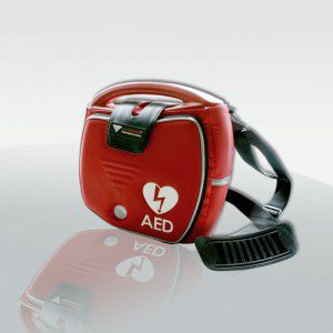 Semi-automatic external defibrillator Rescue Sam M4Medical