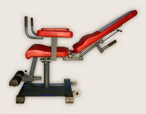 Rotary chair for vestibular testing Framiral